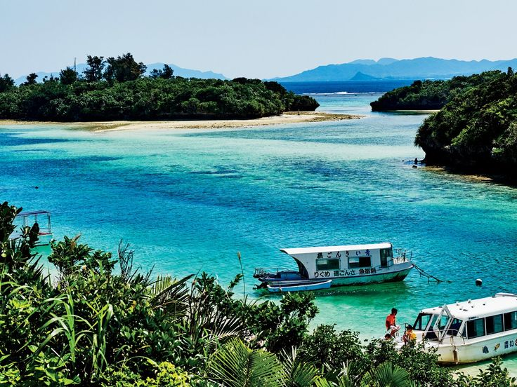 An Island Paradise in Japan That Rivals the Caribbean
