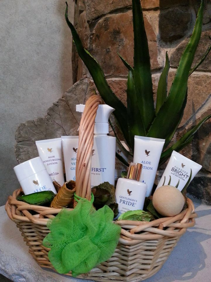 Assorted Aloe Personal Care