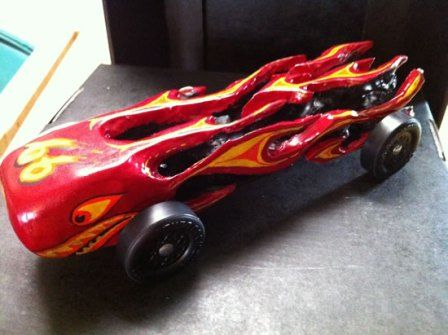 The 52 best Cool Pinewood Derby Car Ideas images on Pinterest ...