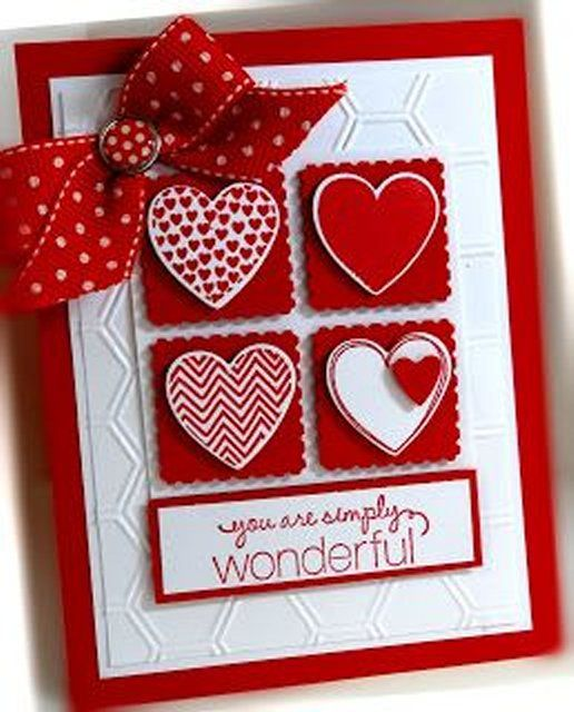 1674 best images about St Valentines Day Cards and other – St Valentine Cards