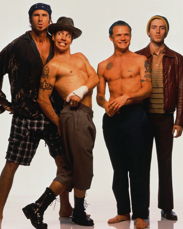 Red Hot Chili Peppers > Bands and musicians | DoYouRemember.co.uk