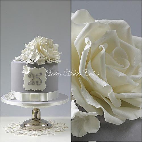 Серебряная Годовщина свадьбы