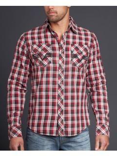 Pánská košile Affliction Voodoo River | MMA shop - vybavení pro bojové sporty a oblečení | Affliction - dámské a pánské značkové oblečení a doplňky