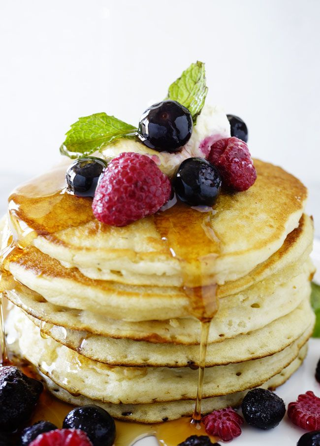 Pancake recipe that you will eat not just for breakfast but also lunch and dinner