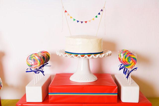rainbows, unicorns, 80's Birthday Party Ideas | Photo 1 of 48 | Catch My Party