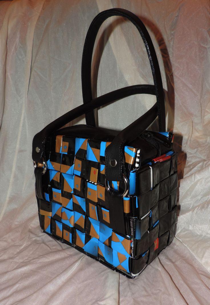 wrapper coffee espresso purse square shape #filotheychihiro