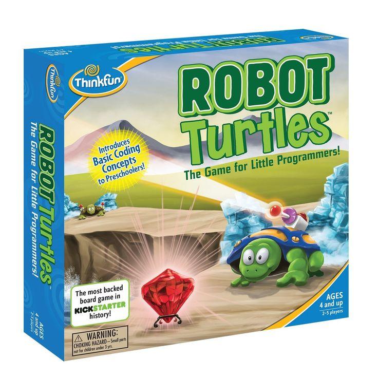 Game - ThinkFun Robot Turtles
