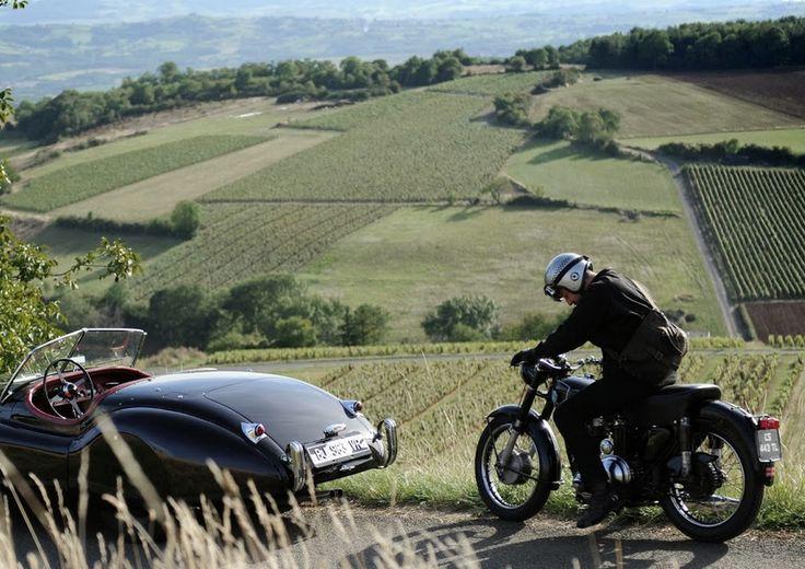 Jaguar & Triumph?