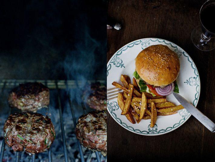 (duck) burger médoc
