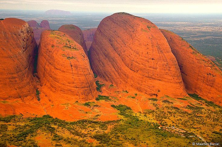 The Olgas, Kata Tjuta National Park, Northern Territory - Outback Australia
