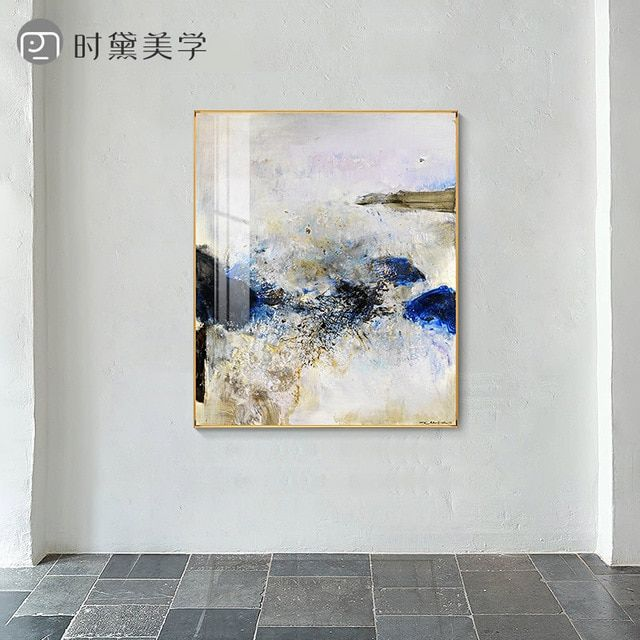 Famous Painter Zaowuki Imaginative Abstract Canvas Painting Poster And Prints Cuadros Abstractos Abstract Wall Art Abstract Canvas Painting Silhouette Wall Art