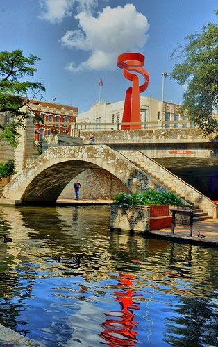 #KBHome Public Art Reflection - San Antonio River
