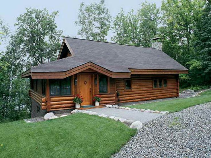 Best 25 log cabin kits prices ideas on pinterest log for Log home garage kits