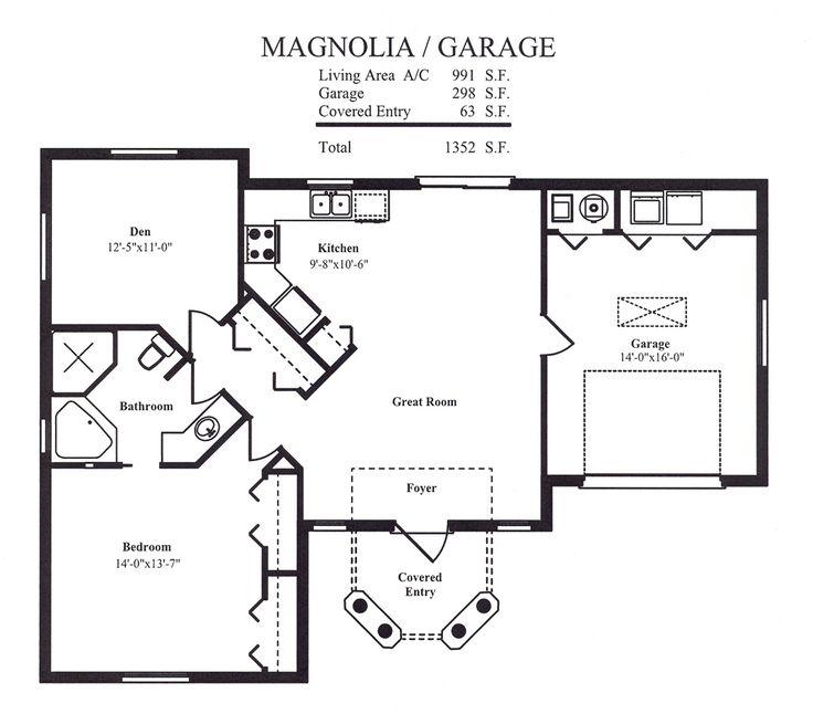 Best 25 garage guest house ideas on pinterest garage for Barn guest house plans