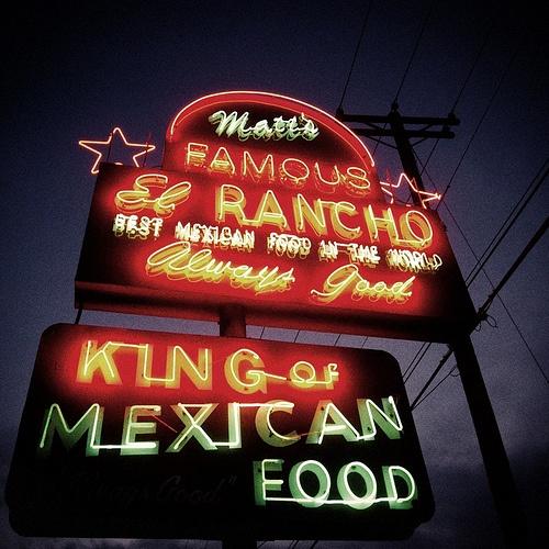 Matt S El Rancho Food Network