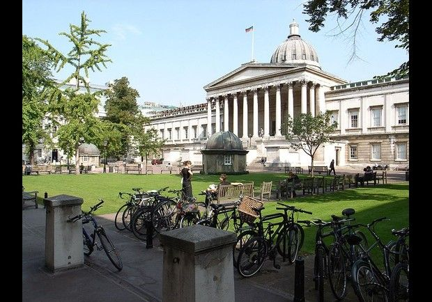 17. University College London. This is about to be where I will spend the next 6 weeks of my life! :)