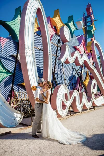 A #wedding in Las #Vegas | Photo by Laura Grier of Beautiful Day Photography