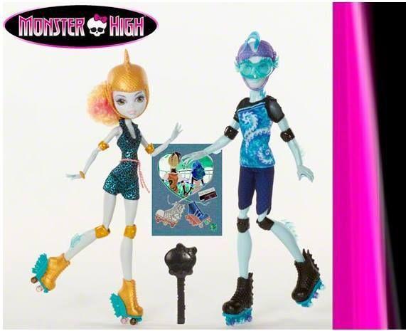 1000 images about dolls monster high on pinterest - Jeux monster high roller ...