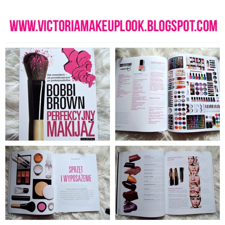 www.victoriamakeuplook.blogspot.com #bobbibrown #makeup #book