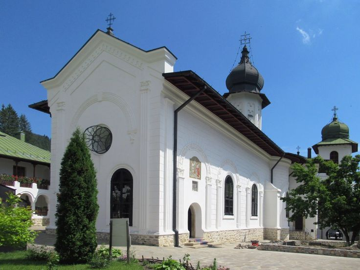 Agapia Monastery (1646) is one of the largest Orthodox nunneries in Romania. The church and its museum feature many outstanding works by 19th century painter Nicolae Grigorescu.