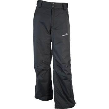Pantalon de Hombre SR-8055 Pantalón de ski hombre, confeccionado en tela Taslon, impermeable con 50000 de c.a. y  3000 de respirabilidad. Posee ajuste en cintura con broche,  velcro y elástico. Tiene dos bolsilos con cierre  en el frente y uno cargo con cierre en la pierna izquierda. También posee cierres de ventilación en el lado interno de las piernas para poder regular la temperatura corporal.
