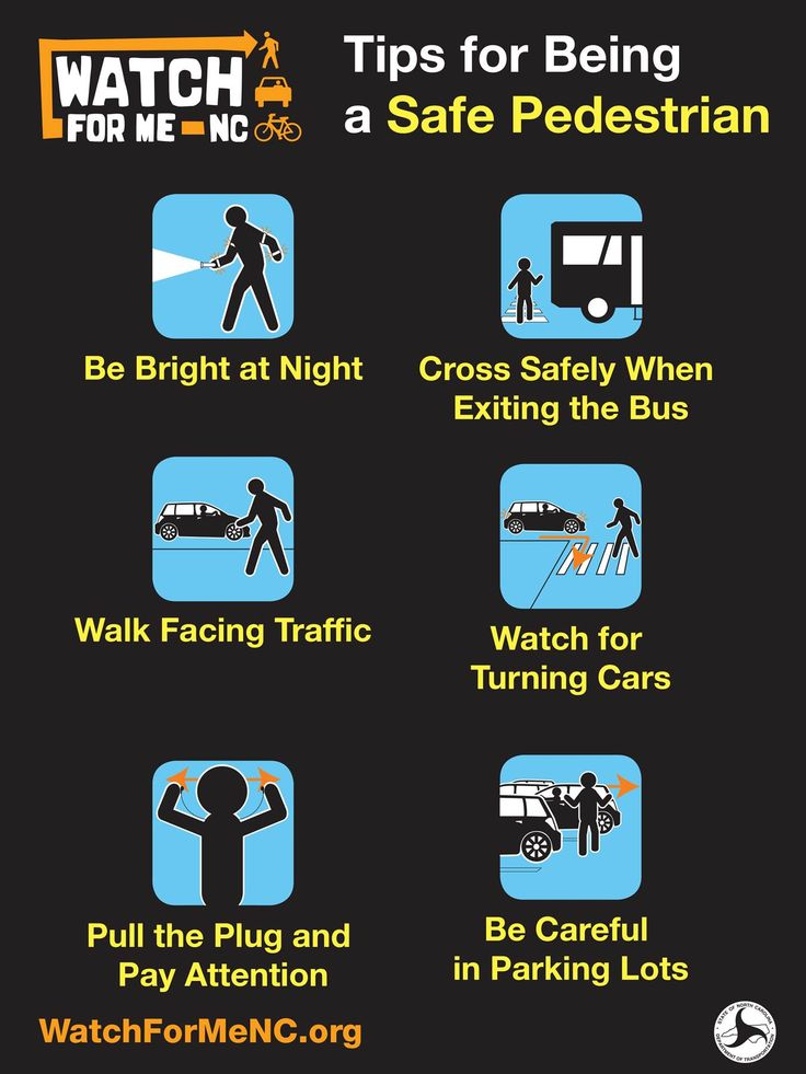 Tips for being a better cyclist and a better pedestrian ...