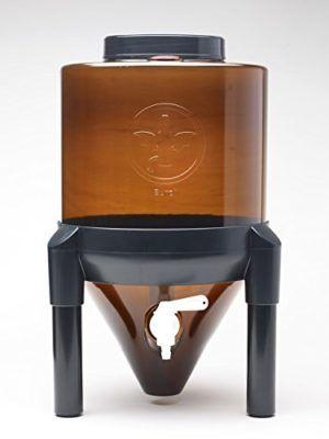 Little-Demon-3-Gallon-Conical-Fermenter-Amber-0