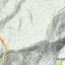Zakopane - szlaki turystyczne.  Kalkulator szlaków, mapa, zdjęcia i przykłady wycieczek w okolicy Zakopanego
