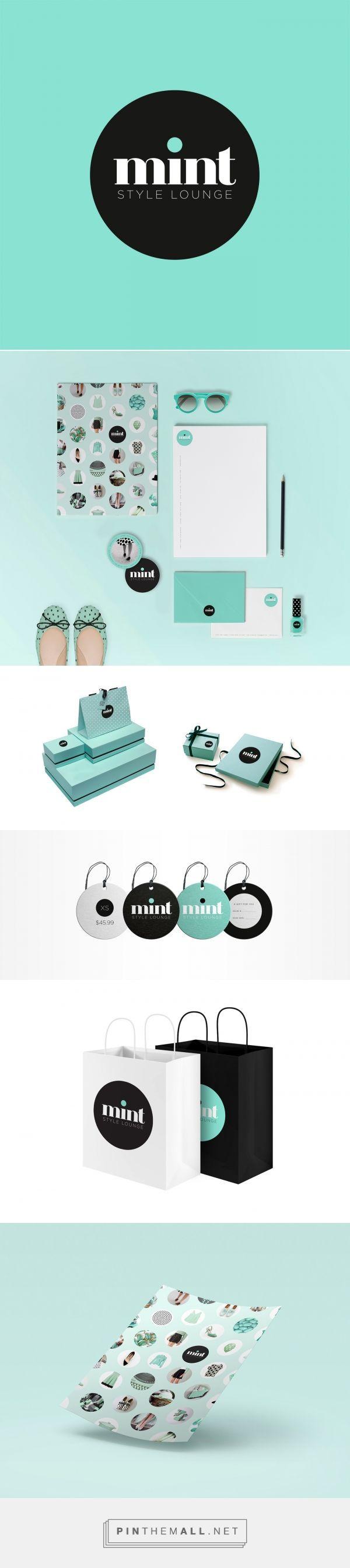 Mint Fashion Branding by Carmen Virginia Grisola