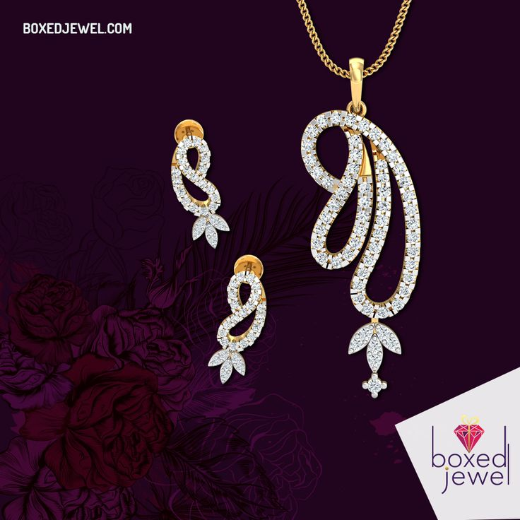 Buy Your Favourite #Earrings and #Pendants with Flexible Payment Options. Sunday Shopping Made Easier by www.boxedjewel.com #Jewellery