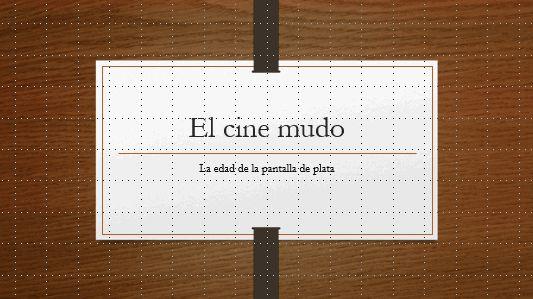 Curso gratis de PowerPoint 2013. aulaClic. 4 - Manejar objetos