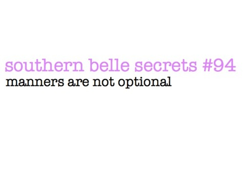 Amen ... ! #Southern #quote