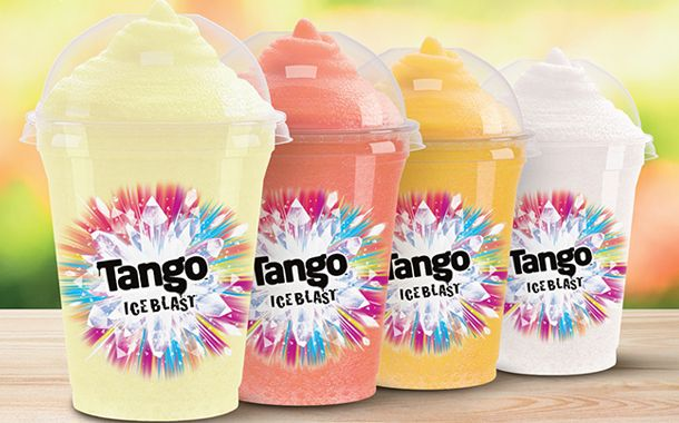 Slush Puppie to add four summer flavours to Tango Ice Blast range http://www.foodbev.com/news/slush-puppie-to-bring-four-limited-edition-flavours-to-tango-ice-blast/