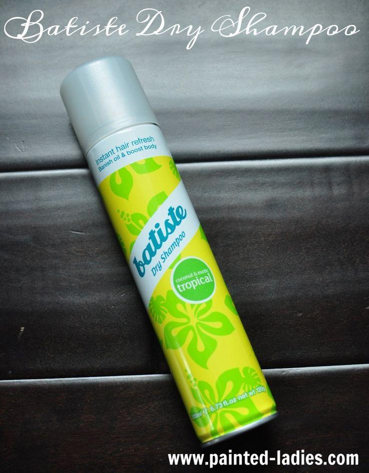 batiste hair spray review