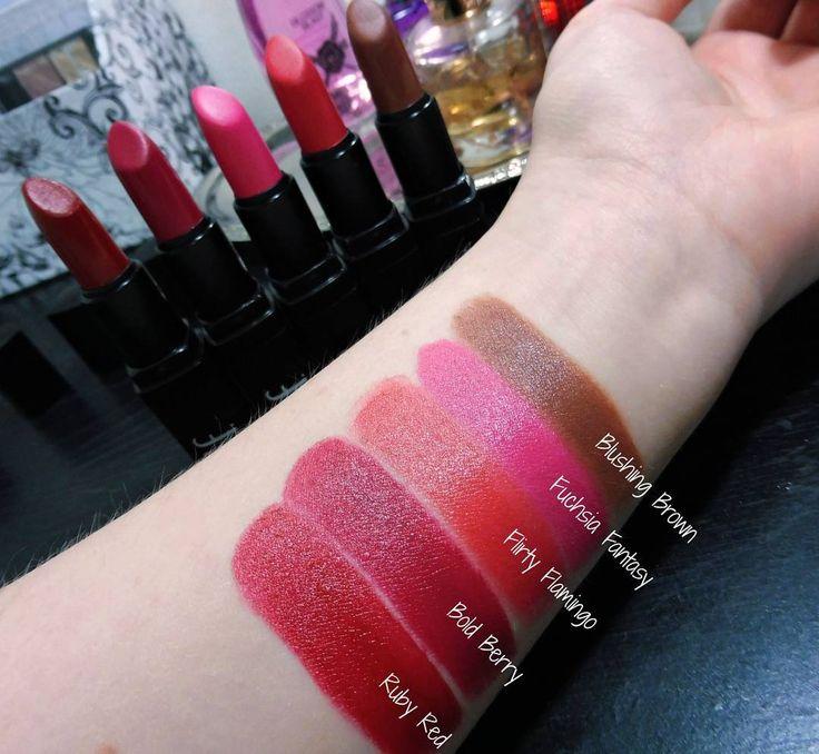 Image result for elf Velvet Matte Lipstick