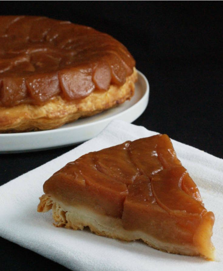 Tart Tatin must be one of my favourite desserts al…