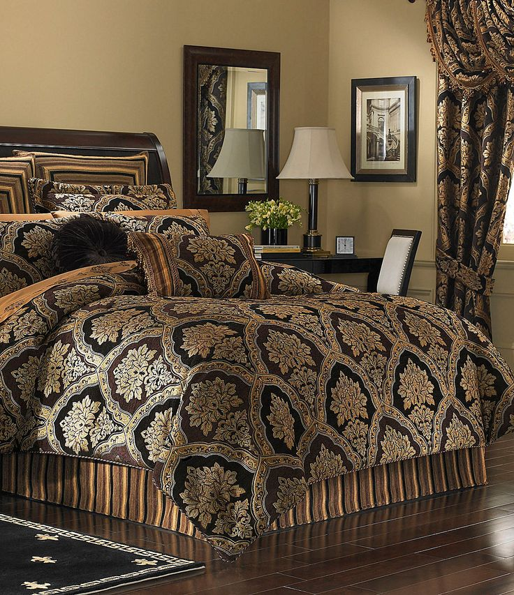 J Queen New York Hanover Bedding Collection Dillards