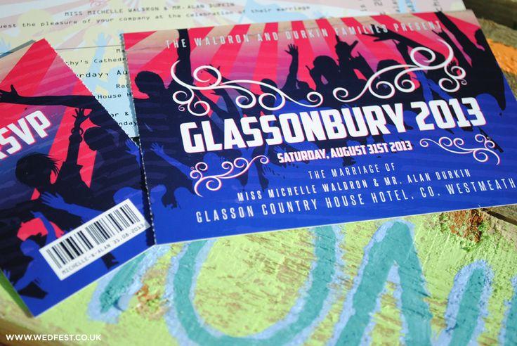 music festival ticket design - Google Search