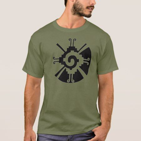Hunab Ku - AKA 'Mayan Galactic Butterfly' T-Shirt - tap, personalize, buy right now!