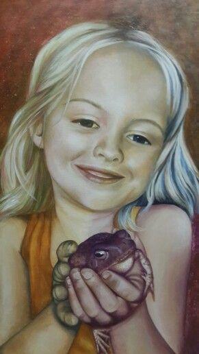 Four seasons child..by Karlien Nederveen