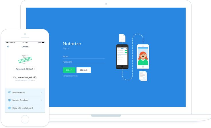 Notarize.com: Legally Notarize Your Documents Online. Anytime. Anywhere.