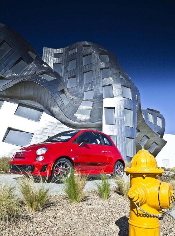 Merveilleux 2012 Fiat 500 Abarth