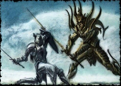 (20th in the Elder Scrolls lore)-Author Rob Evans- This man (on the left) is Pelinal Whitestrake he has gone by many names and aliases,he is called Ysmir,Shezzar,Shor to name a few he,normally only Dragonborns are destined to be great heroes but this man was in a league of his own his,legacy is well known to the clergy and the Nords and Imperials.Pelinal is immortal and most well known as St Allesia's champion and the one who helped absolutely devastate the Ayleids of Cyrodiil single…