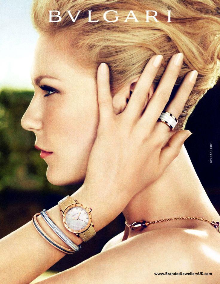 bvlgari bzero bracelet gold
