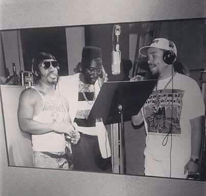 Grandmaster Melle Mel,Big Daddy Kane,Ice-T