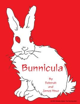 Bunnicula Novel Study | Download eBook PDF/EPUB