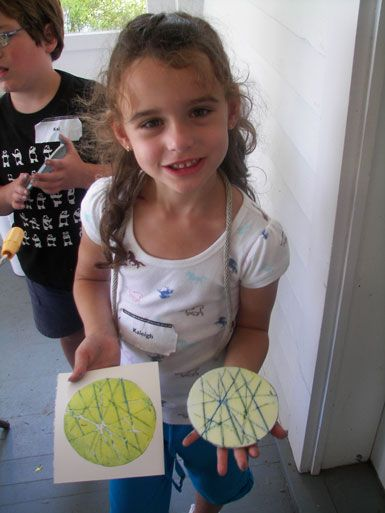 small foam prints using a pasta machine at home or in the classroom.  Foam printing has been one of our most popular activities over the yea...