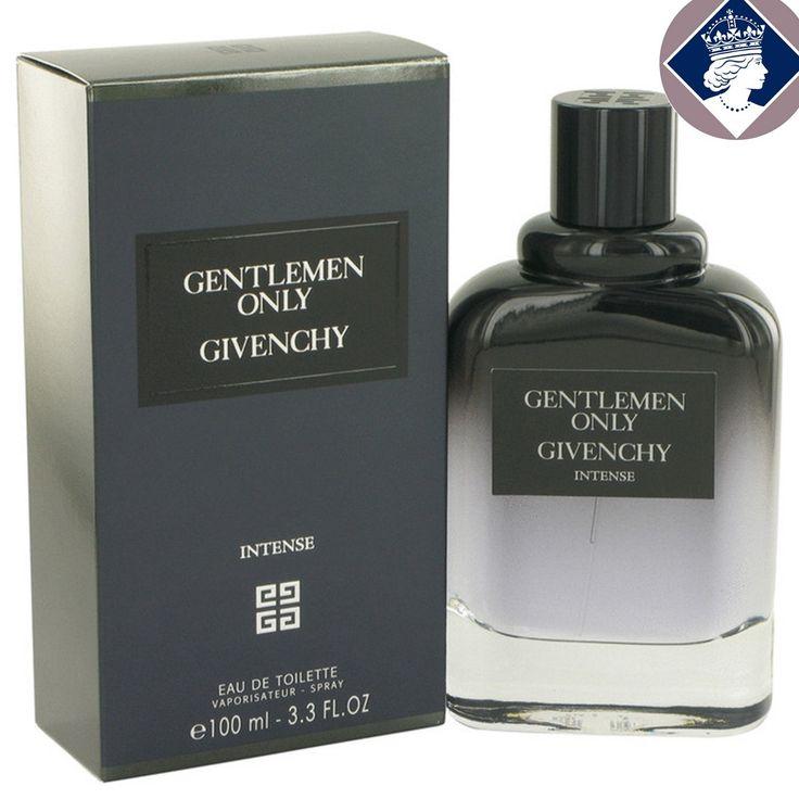 Givenchy Gentlemen Only Intense 100ml/3.3oz Eau De Toilette Men Cologne Spray