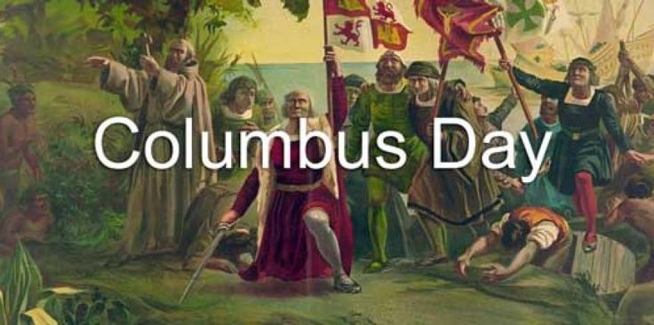Columbus Day is a U.S. holiday that has its roots with the landing of Christopher Columbus in the new world on October 12, 1492.