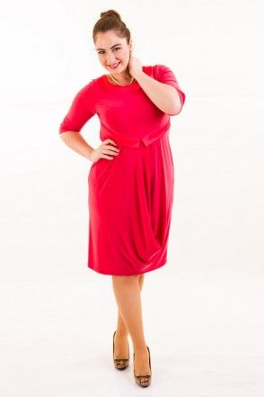 kırmızı büyük beden elbise  http://www.dolabimiseviyorum.com/sevgililer-gunu?product_id=16028